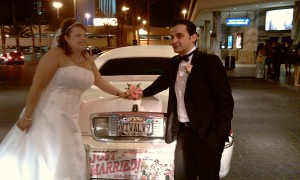 Wedding Limo Service Las Vegas